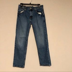 Arizona Jean Co. Slim Straight Jeans